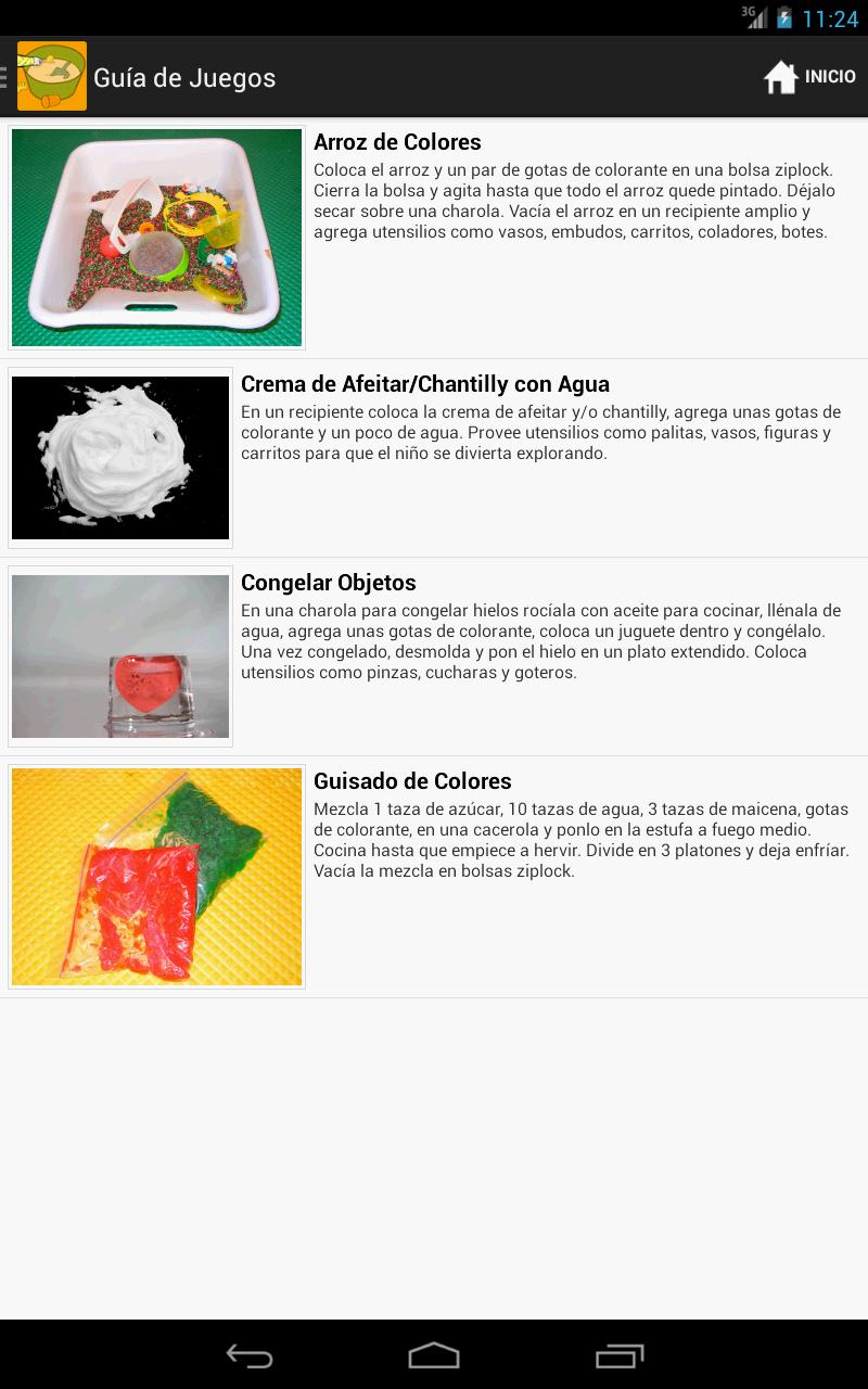 Amazon.com: Estimulación Sensorial: Appstore for Android