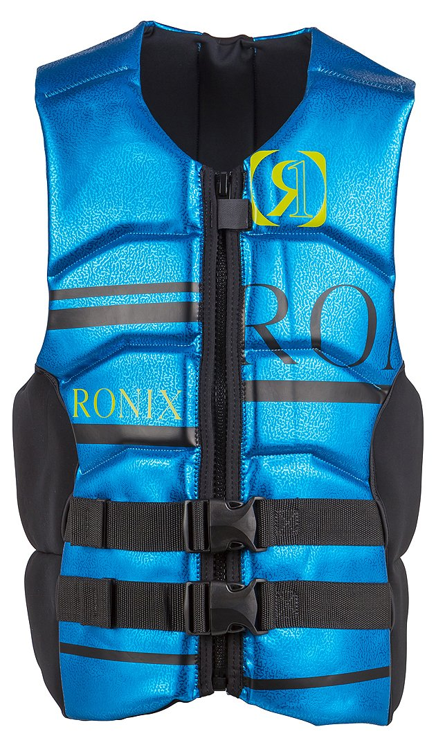 Ronix One Impact Vest Large アジュール B016VNFAXG