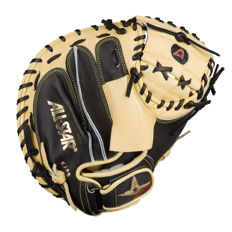 All Star Pro Elite Series Baseball Catchers Mitt Cm3000sbt Cm3000sbt Catchers Mitt