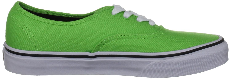 bdd87525cc Vans U Authentic Green Flash Bla