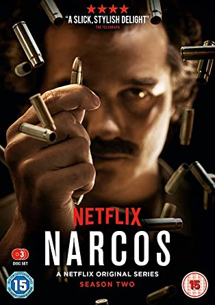 Narcos: The Complete Season Two [DVD]: Amazon co uk: Wagner