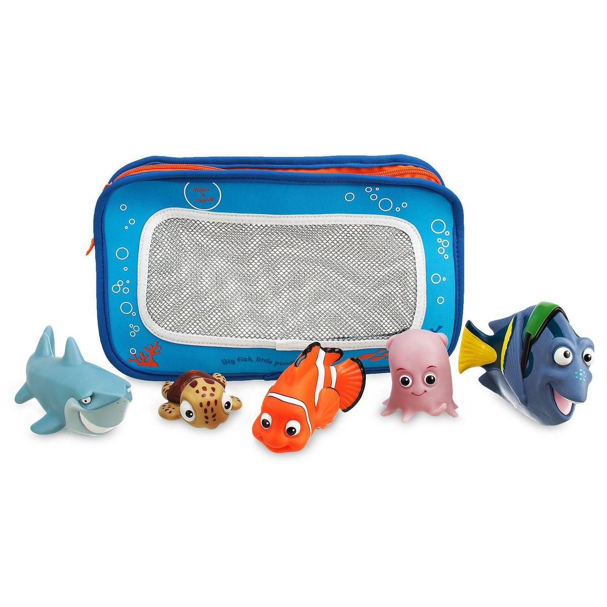 Disney Finding Nemo Bath Toys for Baby   B00EPQUXT8