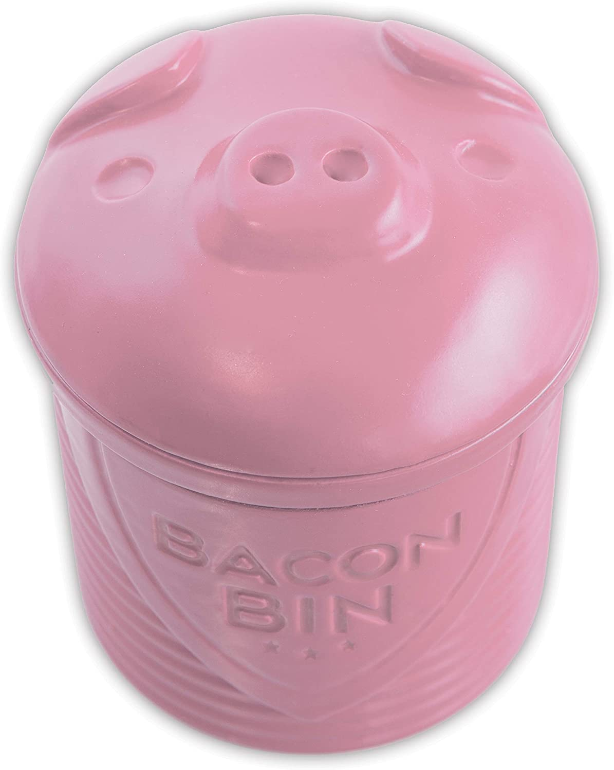 Talisman Designs 00544 Bacon Bin Grease Holder, Silicone, FDA Approved and BPA Free