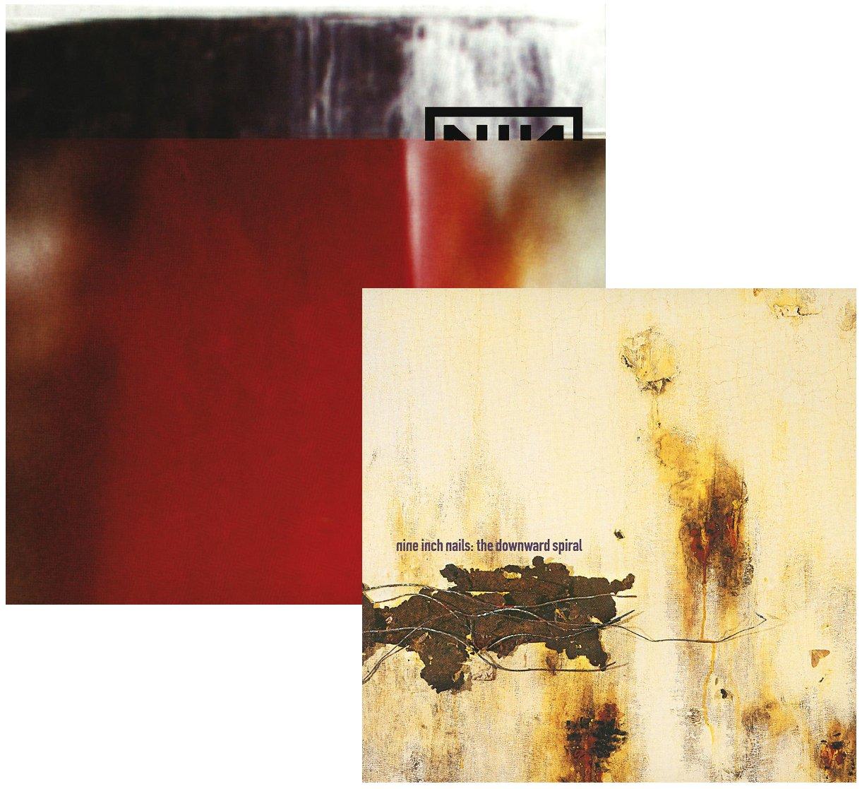 Nine Inch Nails - Downward Spiral - Fragile - Nine Inch Nails - 2 ...