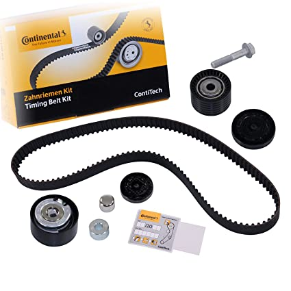 CONTITECH ct1130 K2 Correa de distribución Kit: Amazon.es ...