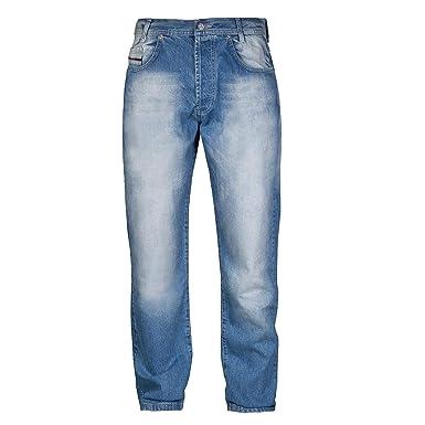 Amstaff Gecco - Pantalones Vaqueros para Hombre, Color Azul Claro ...