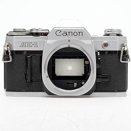amazon com ae 1 35mm slr manual focus camera body chrome 35mm rh amazon com nikon digital camera manual focus digital slr camera manual focus