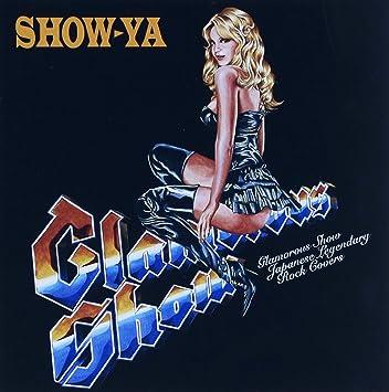 amazon glamorous show japanese legendary rock covers show ya