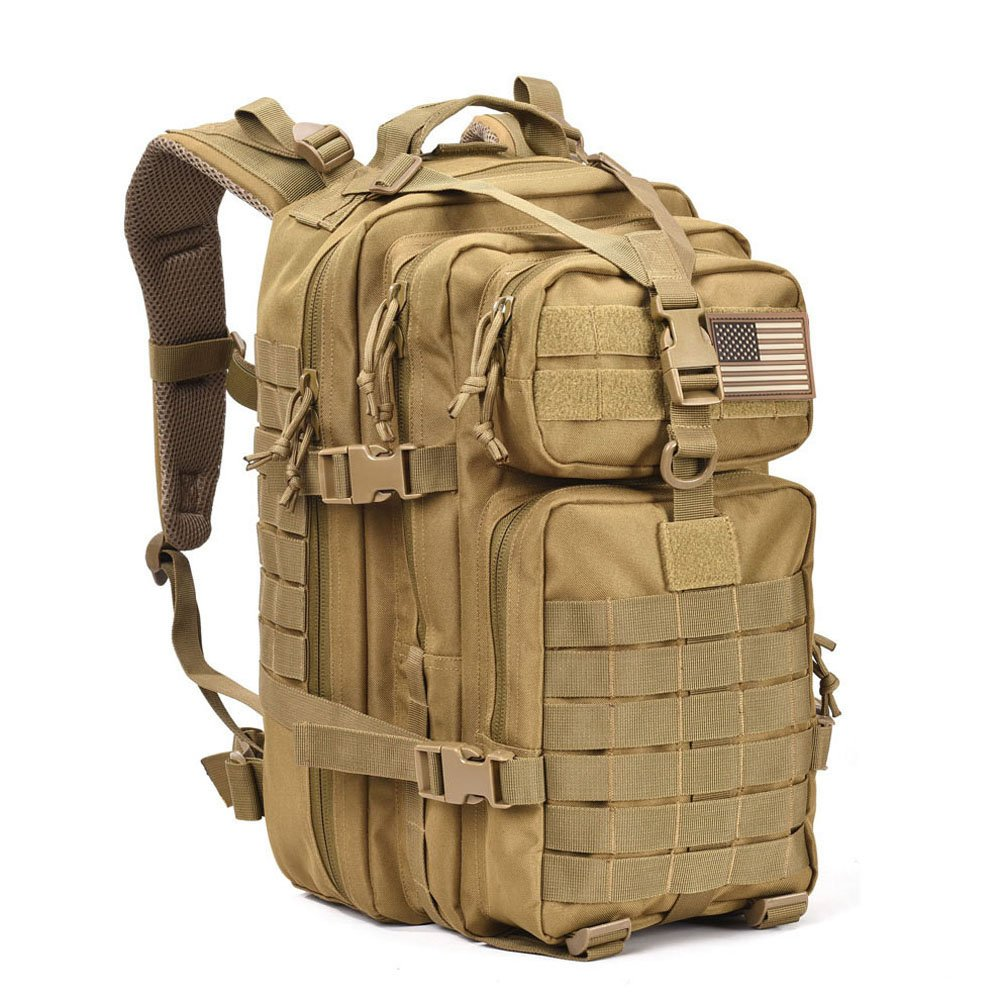 TMilitary Tactical Assault Pack Backpack