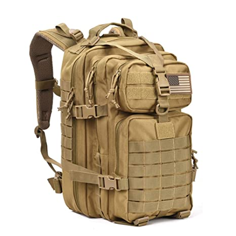 d26a63836907 Military Tactical Assault Pack Backpack Army Molle Bug Out Bag Backpacks  Small Rucksack for Outdoor Hiking