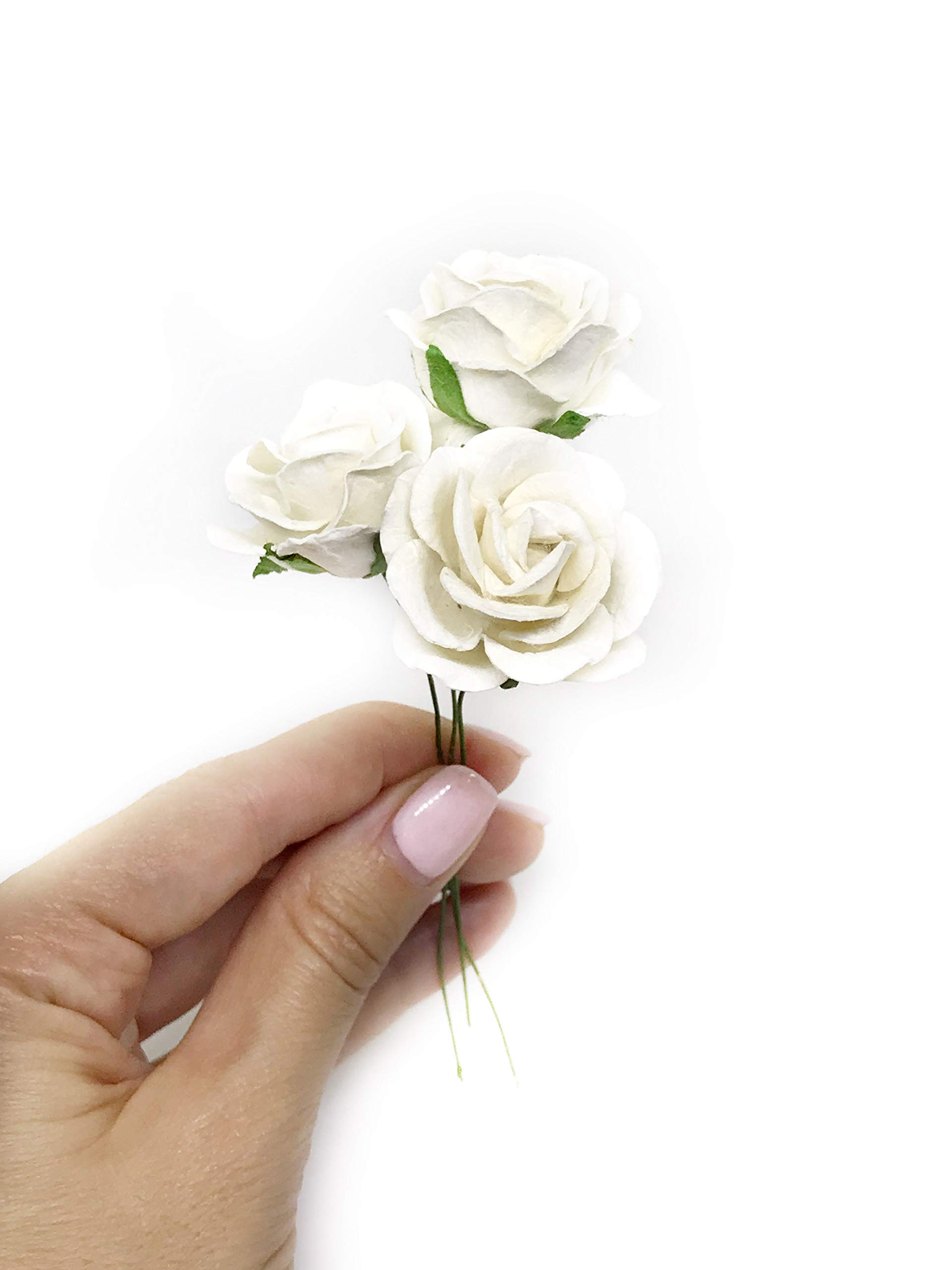 15-White-Paper-Flowers-Paper-Rose-Artificial-Flowers-Fake-Flowers-Artificial-Roses-Paper-Craft-Flowers-Paper-Rose-Flower-Mulberry-Paper-Flowers-12-Pieces