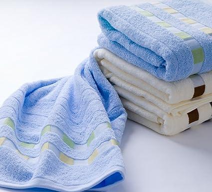 Toallas de piscina/ toalla de baño de algodón par adultos/ pecho envuelto toallas/