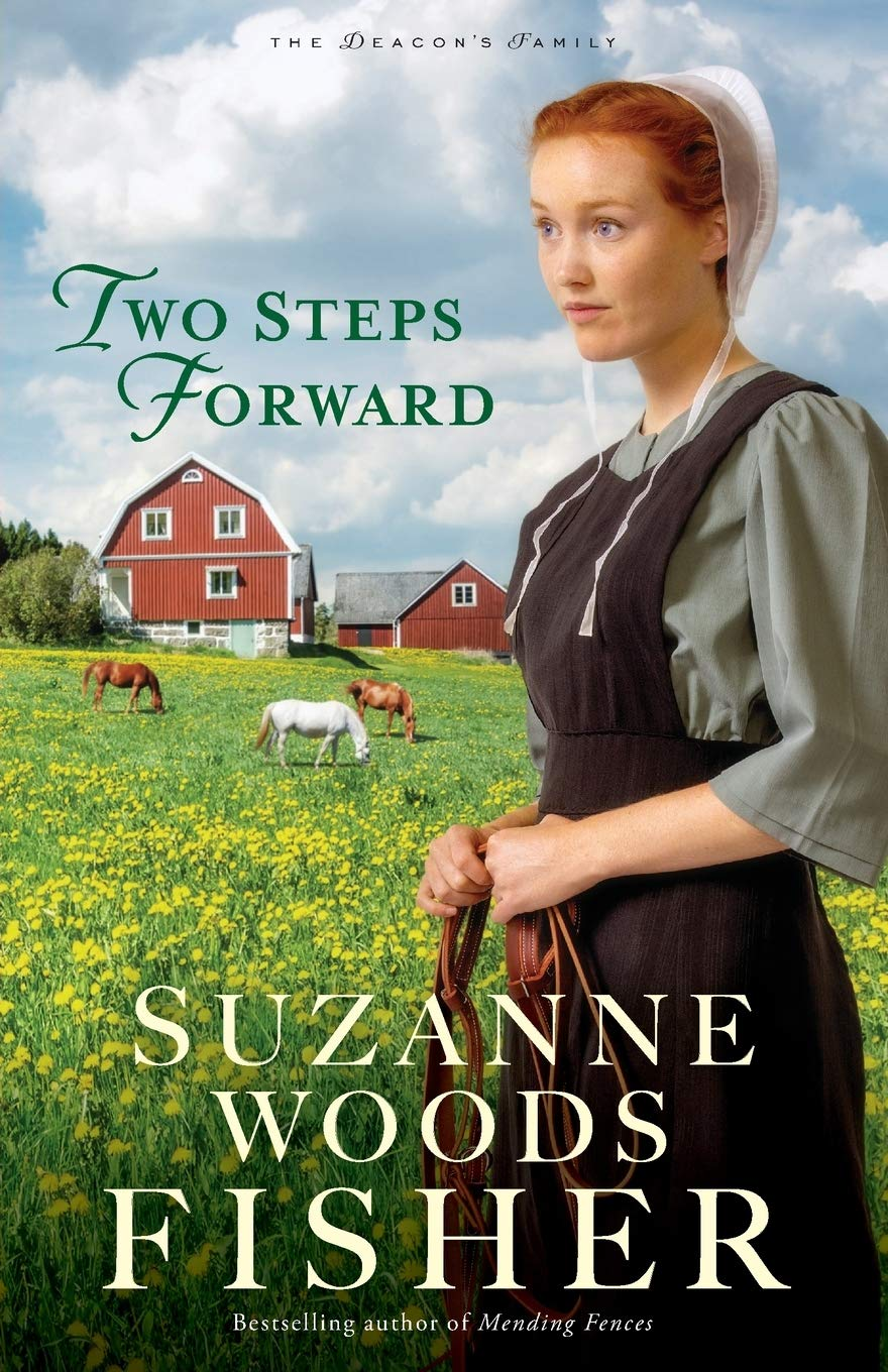 Two Steps Forward by Suzanne Woods Fisher {A Book Review}