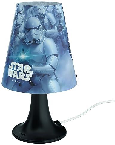 Philips Star Wars 717959926 lámpara de mesa Multicolor 2,3 W LED - Lámparas de mesa (Multicolor, Sintético, Habitación de los niños, Expresivo, IP20, ...