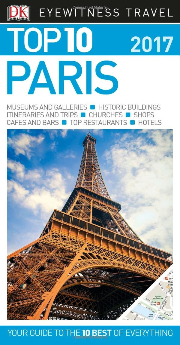 Top Paris Eyewitness Travel Guide product image