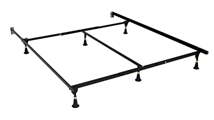 Amazon.com: Serta Stable Base Premium Bed Frame, Queen/King