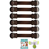 Baby Proof Child and Baby Safety Lock for Toddler Child Proofing Cabinet Cupboard Baby Gate Drawer Toilet Fridge and…