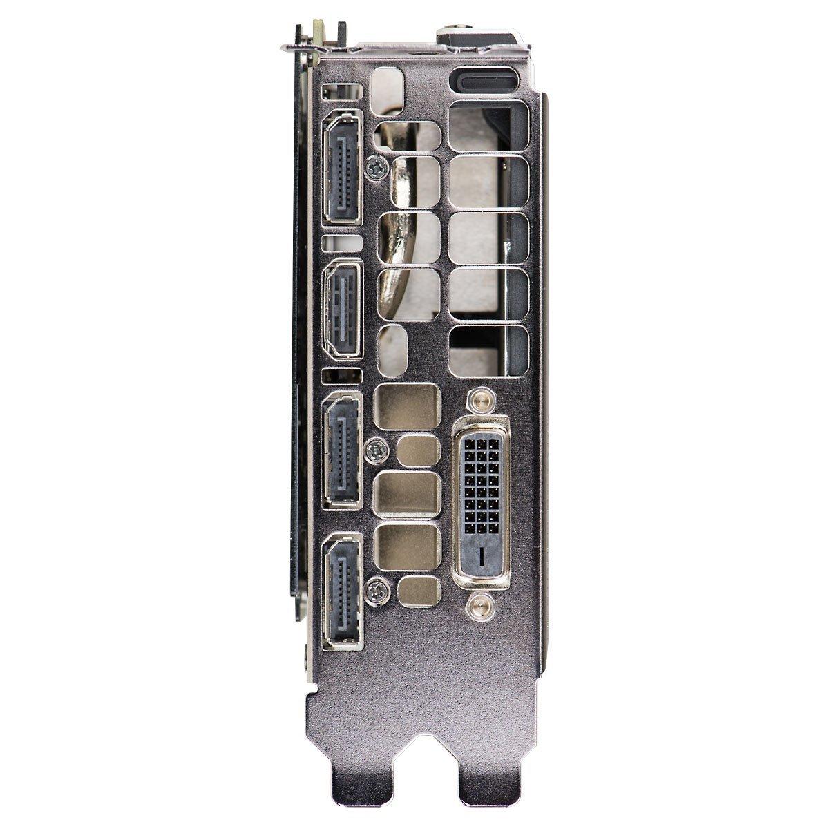 EVGA GeForce GTX 1080 SC GAMING ACX 3 0, 8GB GDDR5X, LED, DX12 OSD Support  (PXOC) Graphics Card 08G-P4-6183-KR