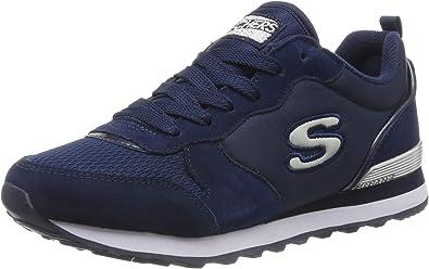 Oferta amazon: Skechers Retros-OG 85-goldn Gurl, Zapatillas Mujer Talla 38 EU