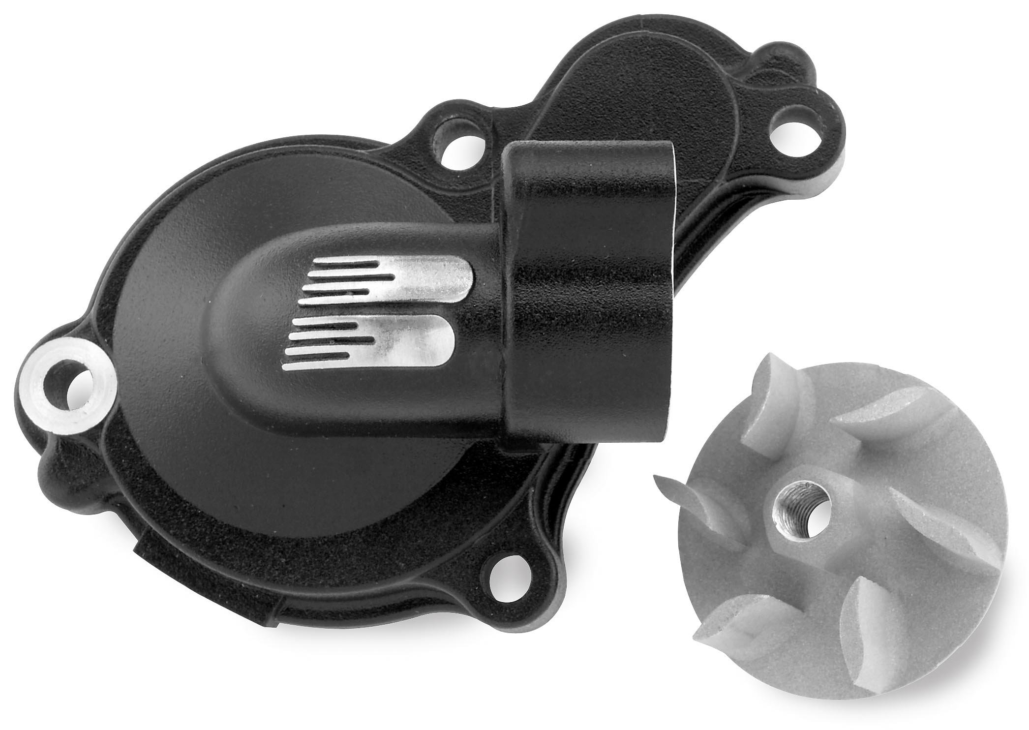 Boyesen Supercooler Kit - Black WPK-08AB