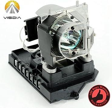 NP19LP - Lámpara de repuesto con carcasa para proyector Nec, U250X ...