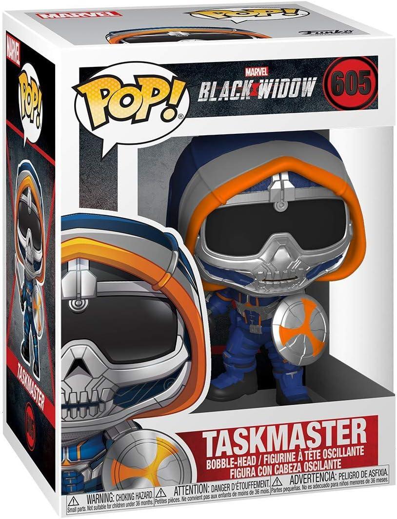 Marvel-Taskmaster Funko dorbz Vinyl Figure 336 NEUF