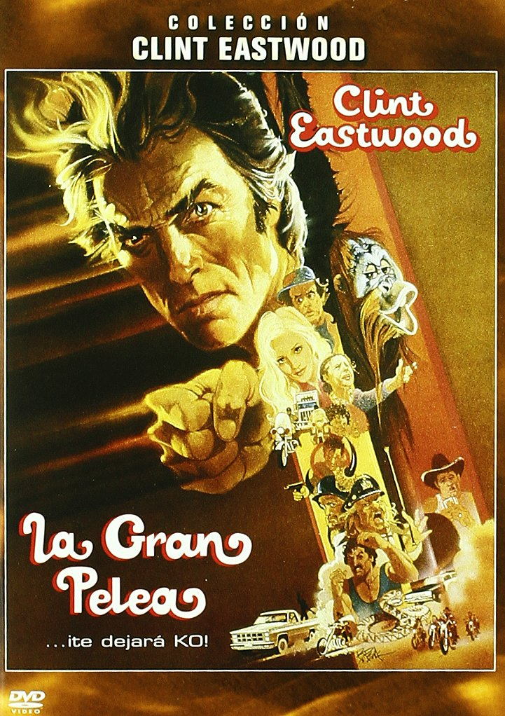 La Gran Pelea [DVD]: Amazon.es: Clint Eastwood, Sondra Locke ...