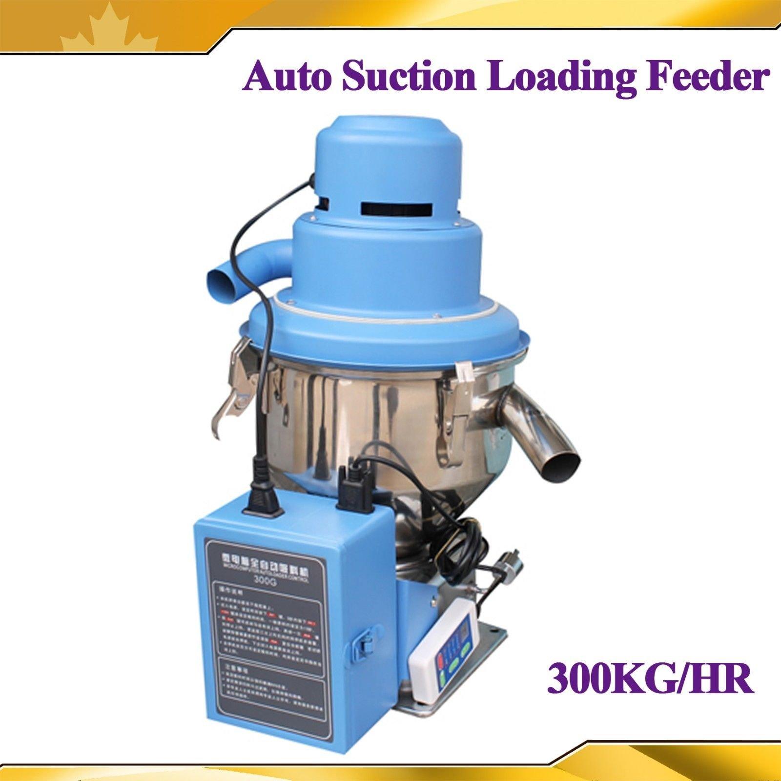 Auto Pro Loader Feeder 300kg/h Material Feeding Material Feeding Suction Capacity Machine 220V