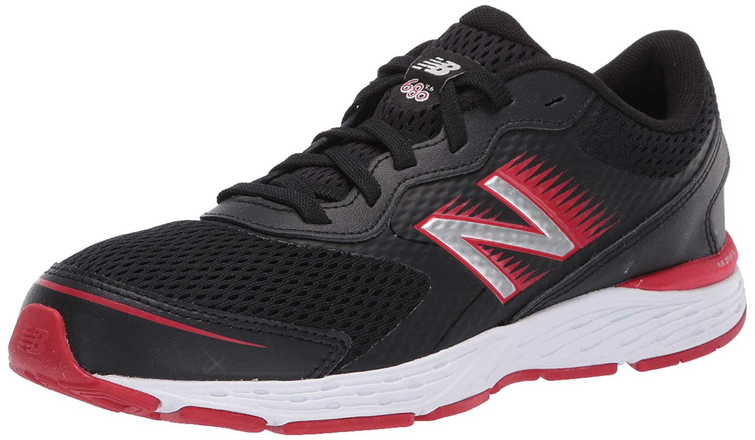 New Balance Kids 680v6 Running Shoe: Amazon.es: Zapatos y complementos