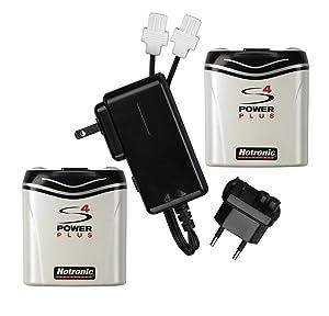 Hotronic FootWarmer S4 Power Set Boot Heaters 2020