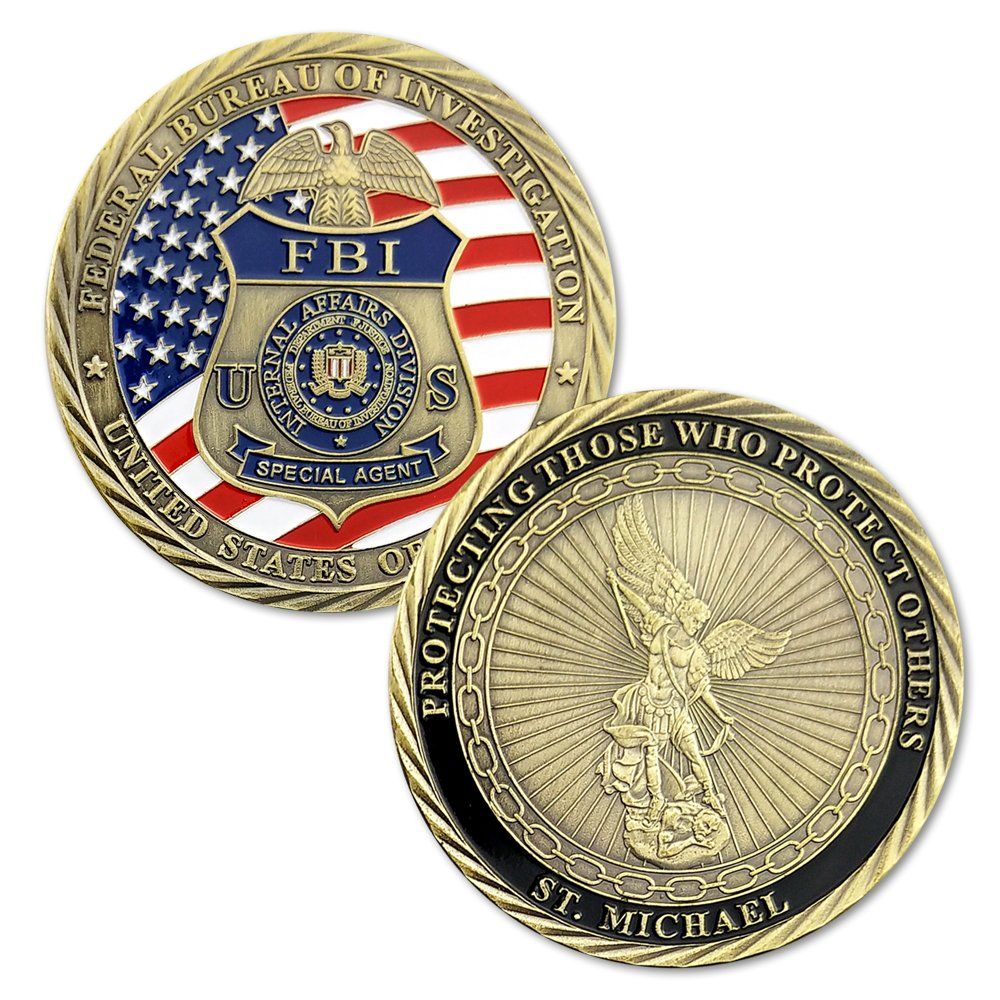 atsknsk U.S.Marine Corps Devil Dog Military Challenge Coin Southkingze