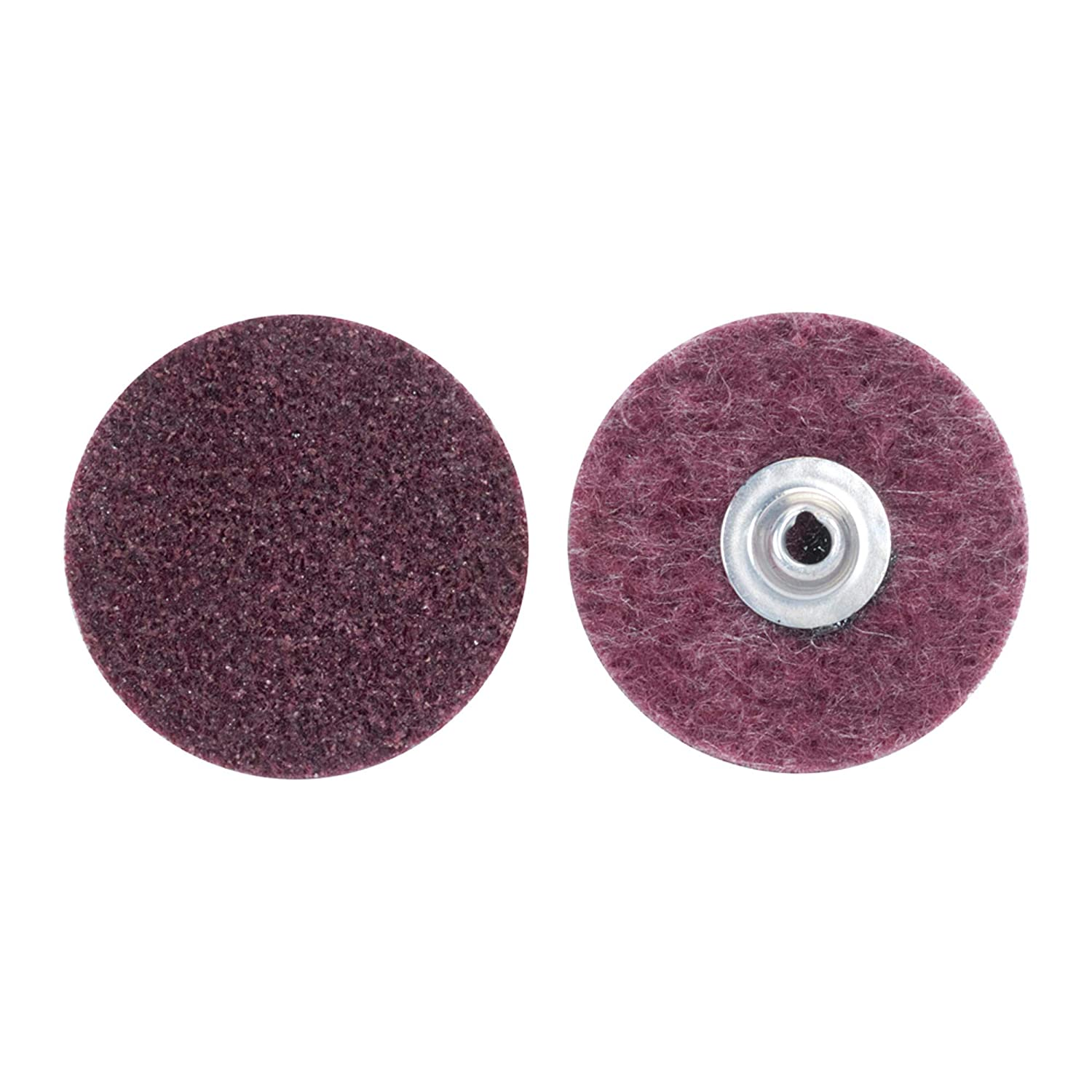 Quick Change Disc Grit 80 4 in D TS