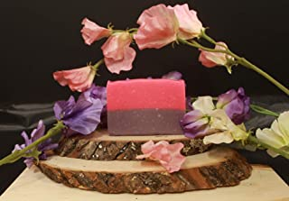 product image for Sweet Pea, Clover, Cherry - Fading Frontier Trading Co. Soap, Handmade Soap, Artisan Soap, Cold Process Soap, Beeswax Soap