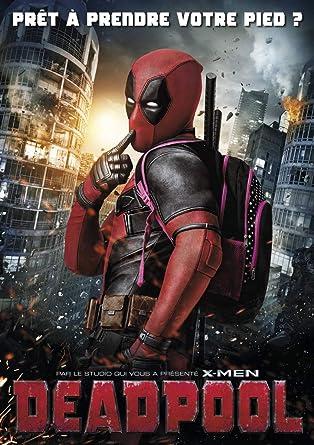 Deadpool Dvd Amazon Co Uk Dvd Blu Ray