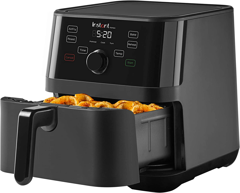 Instant Pot 5.7Qt Vortex Air Fryer bundle