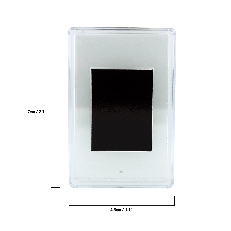 Set de 50 Marcos de Fotos en Blanco con Imán para Refrigerador por ...