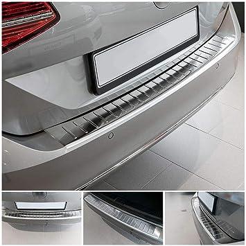Tuning Art L118 Edelstahl Ladekantenschutz 5 Jahre Garantie Fahrzeugspezifisch Kombi Auto