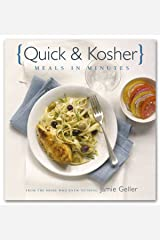 Quick & Kosher: Meals in Minutes Hardcover