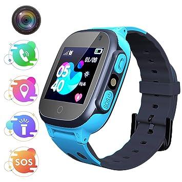 Jaybest Smartwatch Niños - Inteligente Relojes Phone con cámara ...