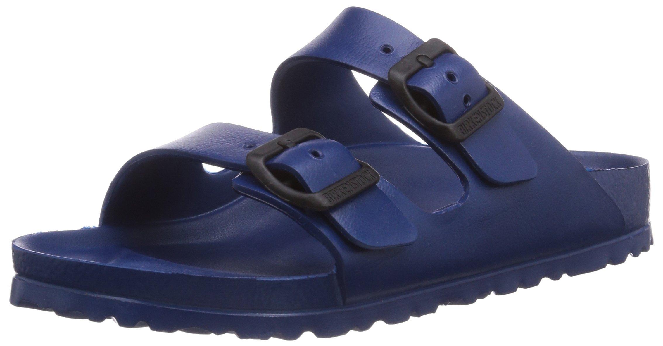 Birkenstock Unisex Arizona Essentials EVA Navy Sandals - 41 EU Narrow