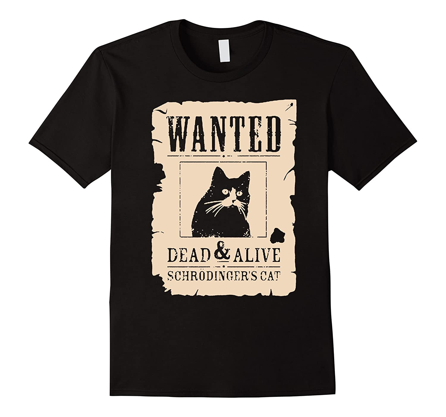 Schrodinger S Cat T Shirt Amazon