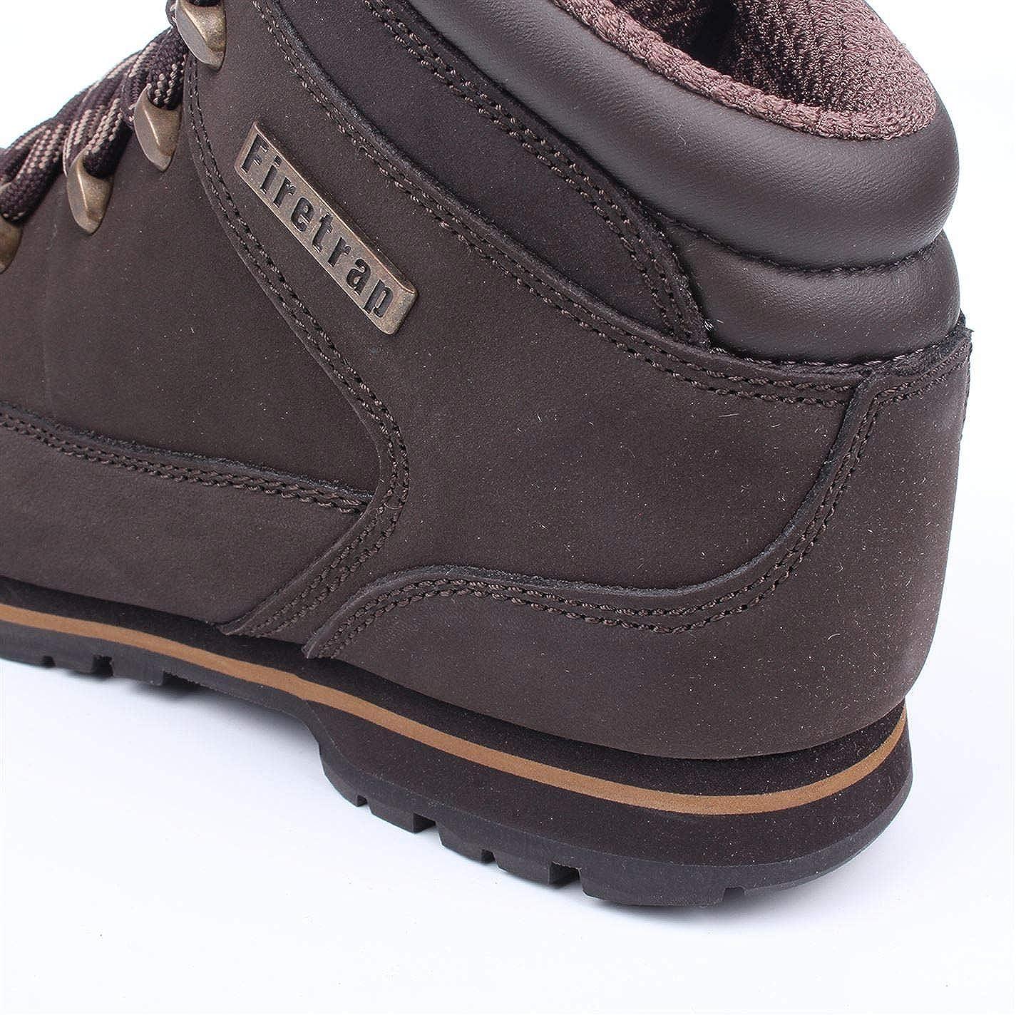 Firetrap Rhino Boots Brown UK 9 EU 43