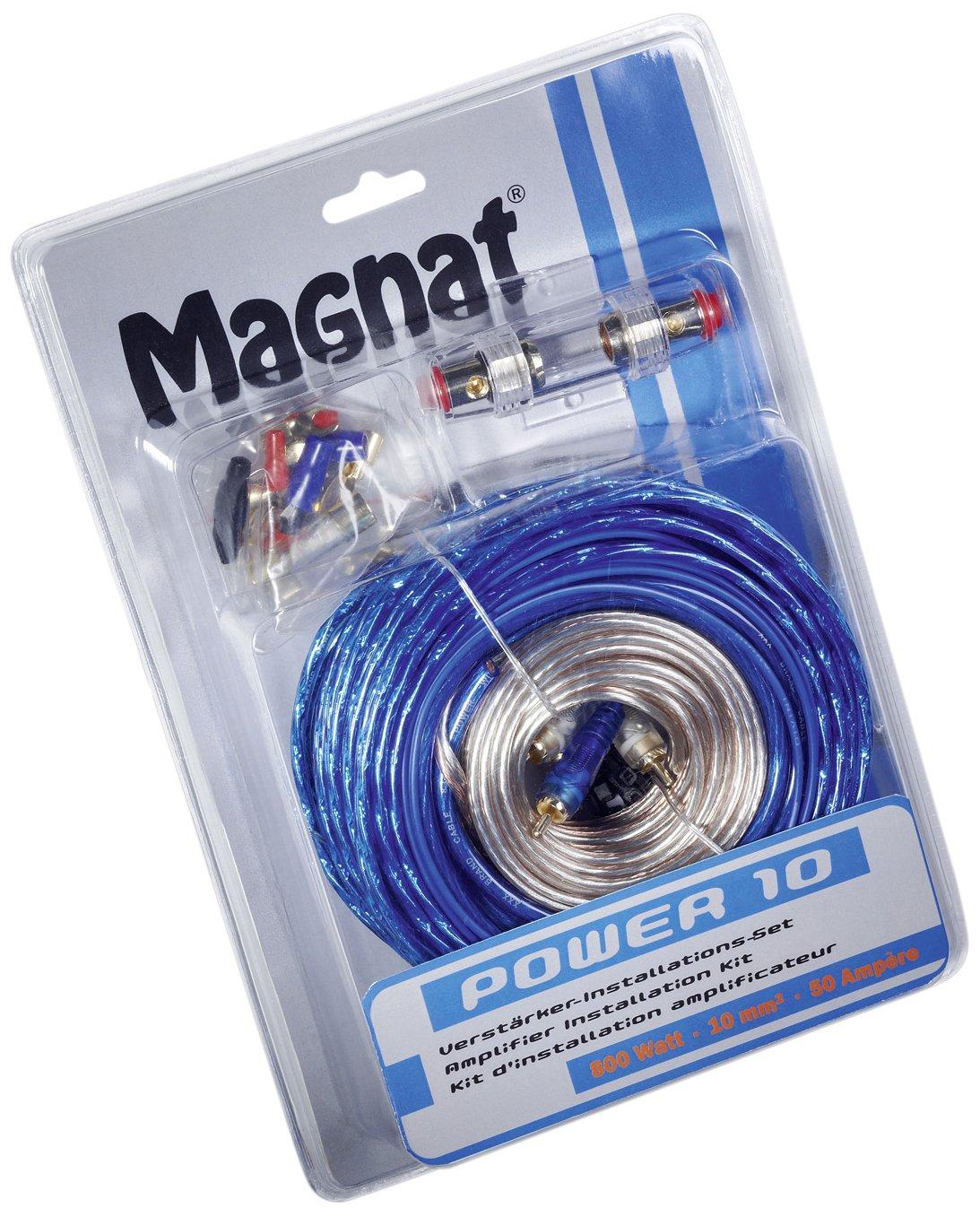 Magnat Power 10 Verkabelungsset für Endstufe: Amazon.de: Elektronik