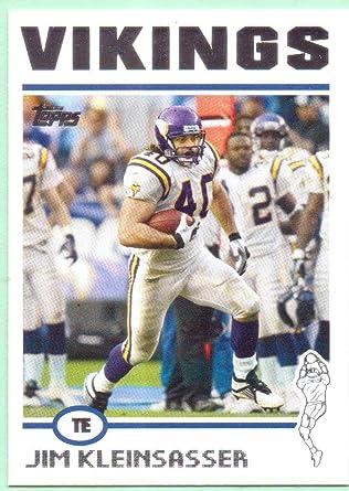 Jim Kleinsasser 2004 Topps #279 - Minnesota Vikings at Amazon's ...