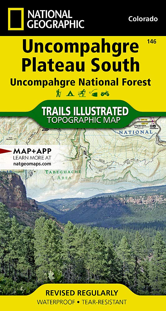 Uncompahgre Plateau South [Uncompahgre National Forest ...