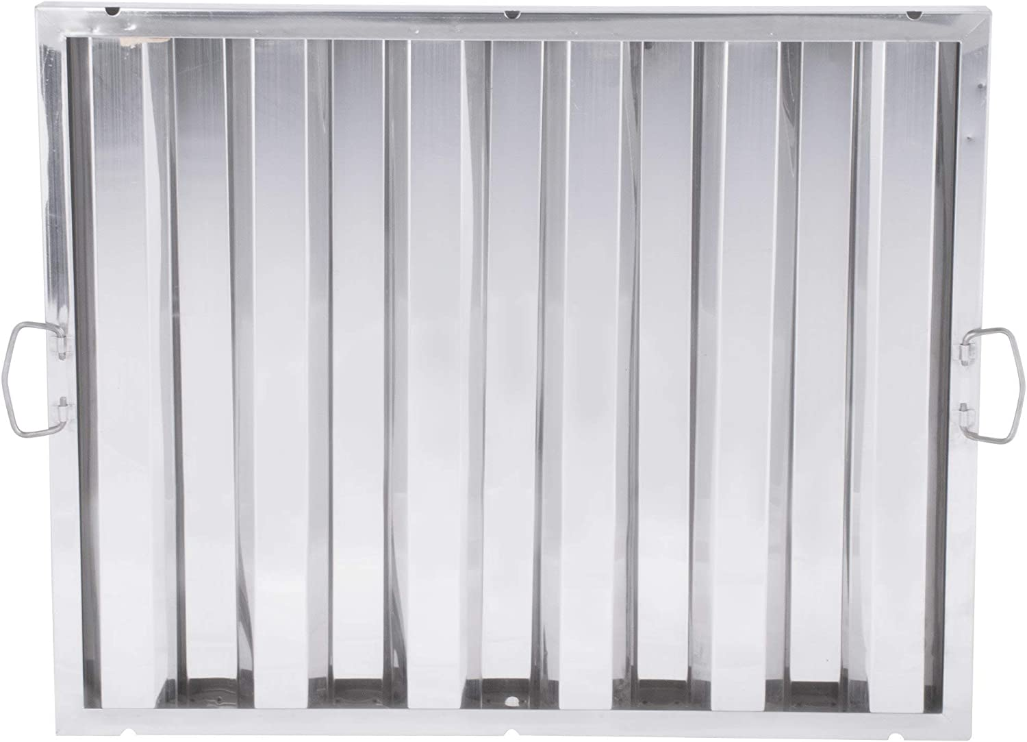 "(6) FILTER STAINLESS STEEL HOOD GREASE FILTERS DIFFERENT SIZES RESTAURANT 6 PACK (20"" X 25"") 71c3JzQ0wnLSL1500_"
