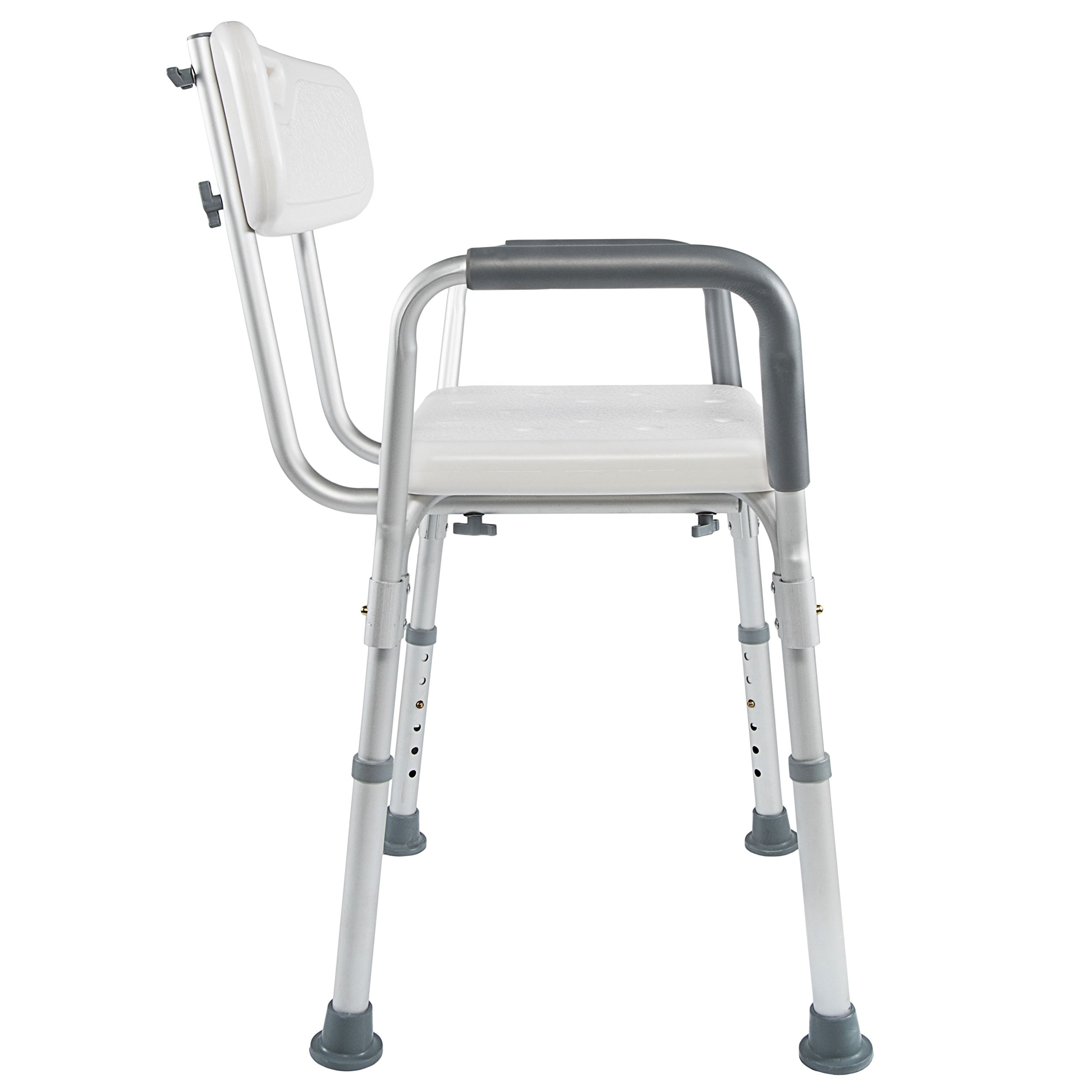 Medical Tool-Free Assembly Spa Bathtub Shower Lift Chair, Portable ...