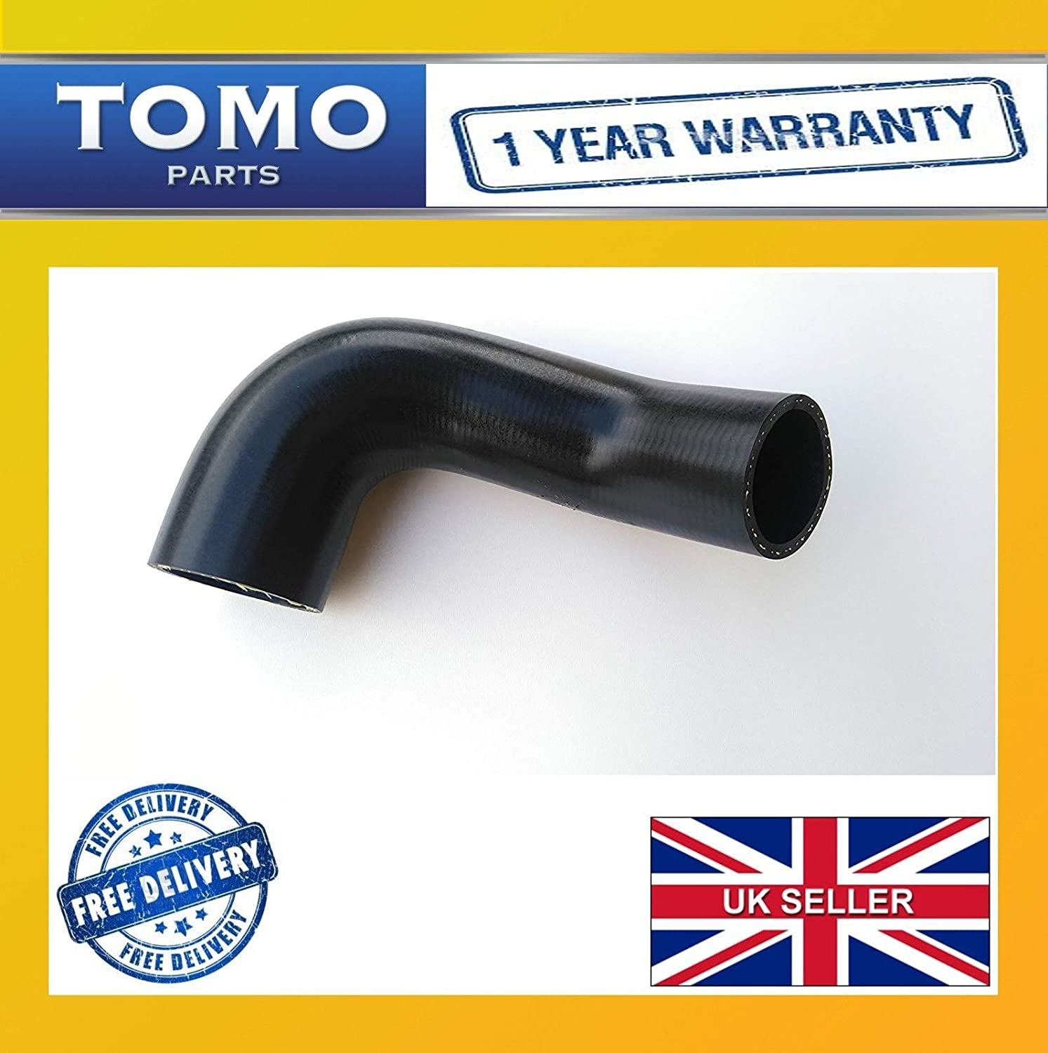 Onward Intercooler Turbo Hose Pipe 5205882 For Transit Connect 1.8 2002