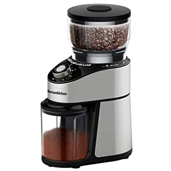 Bonsenkitchen Burr Coffee Grinder For Espresso