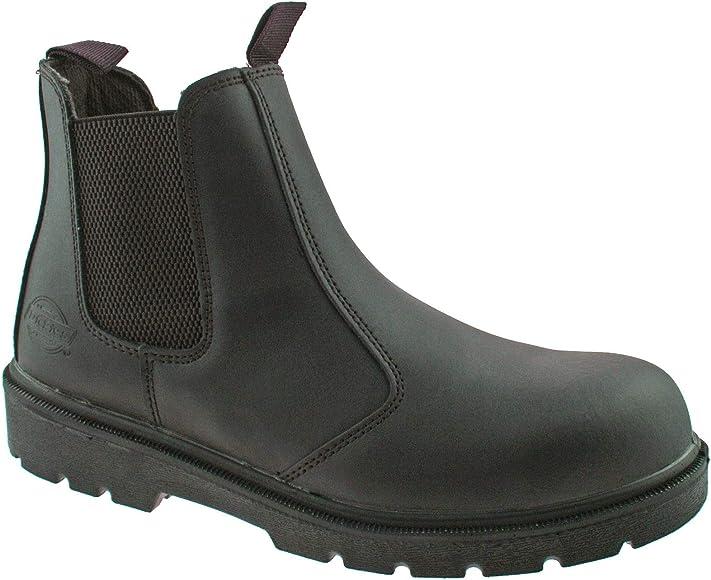 Security Dealer Boots S1-P Size